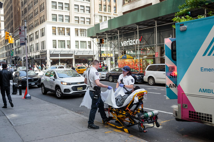 Nueva York tiene su propia crisis de drogas