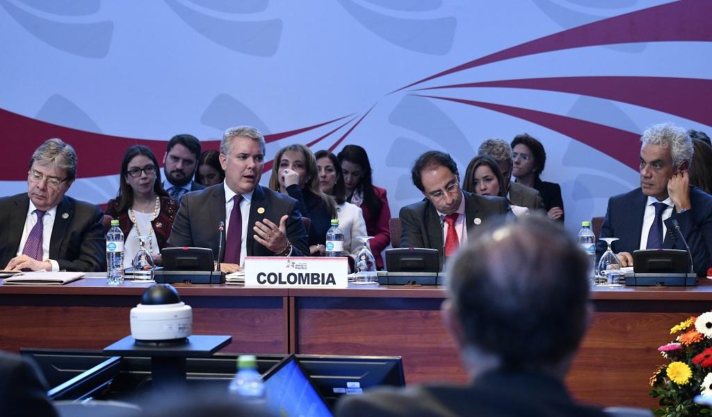 Colombia, Alianza del Pacífico, Perú, Chile, PIB