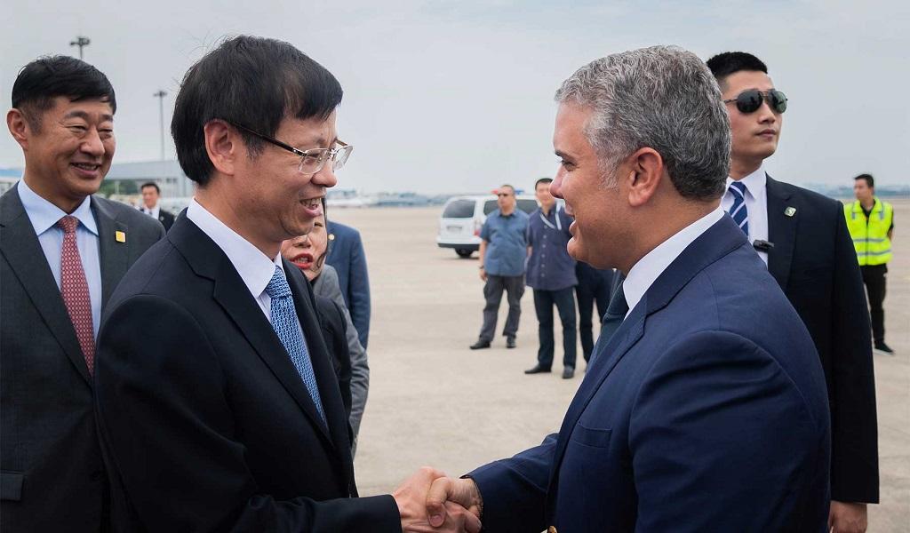 China, visita, viaje, inversión, mercado, Colombia