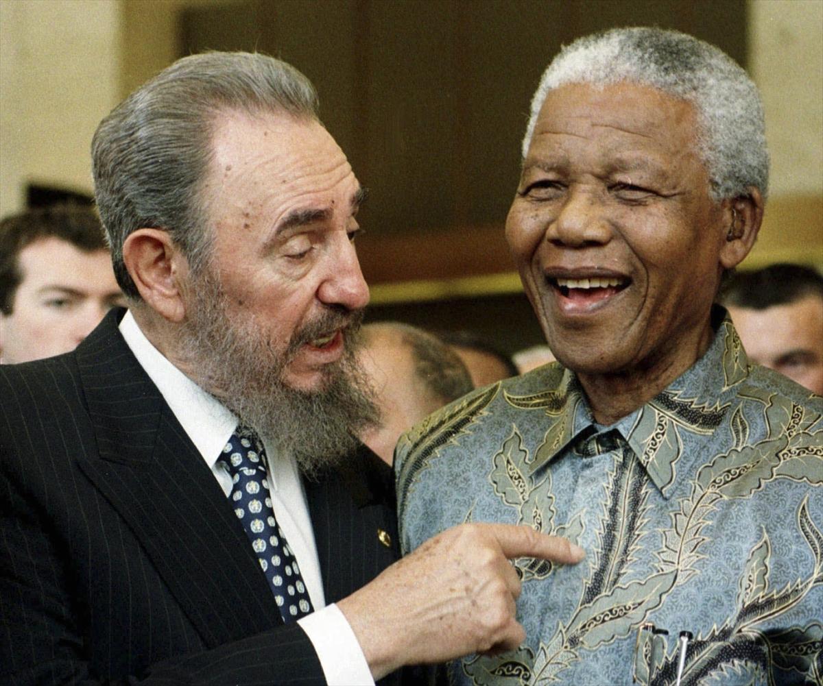 Hace 101 años nació Mandela, el hombre de la paz