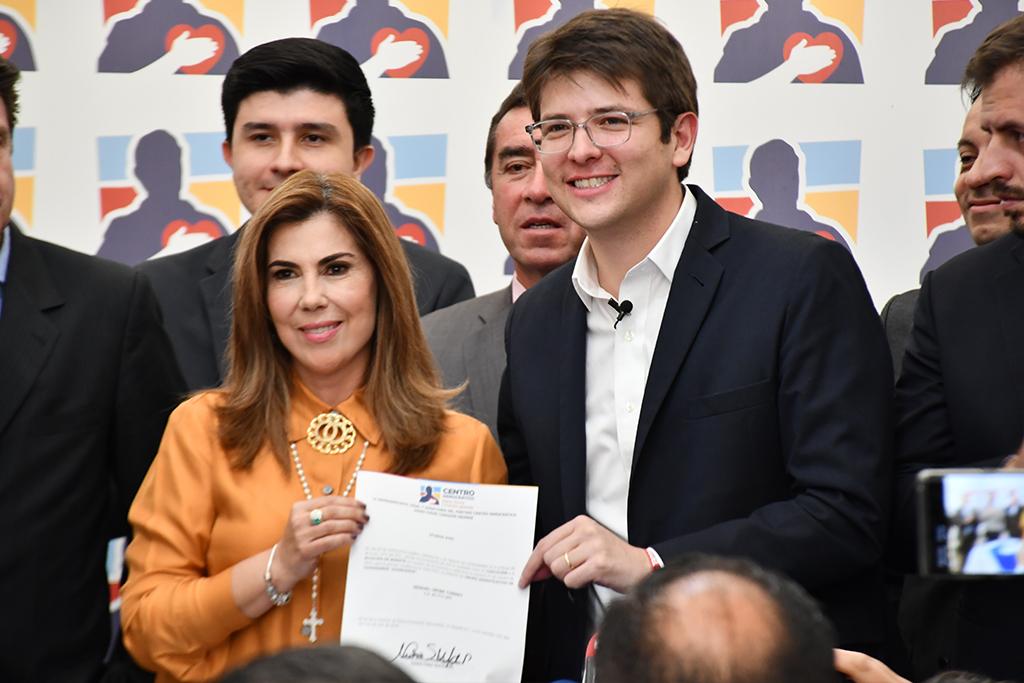 Uribe Turbay está convencido que ganará las elecciones