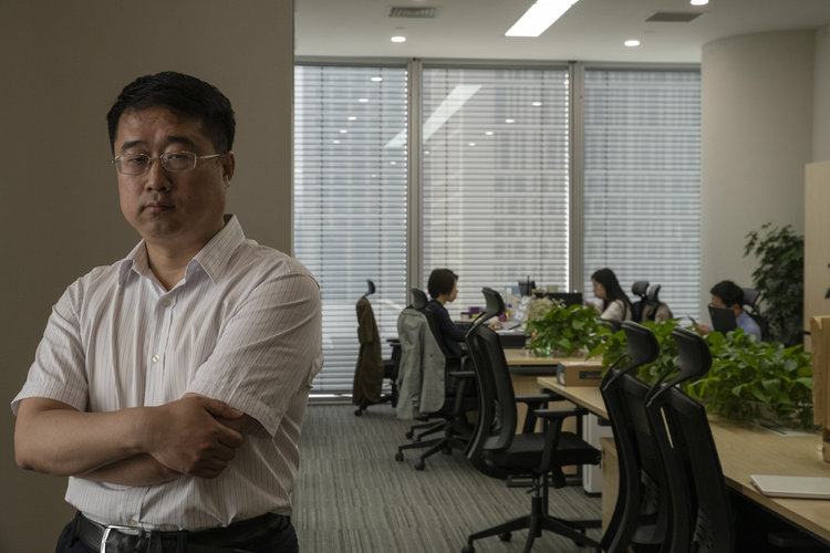 Renunció el 'mastín tibetano' del  periodismo chino