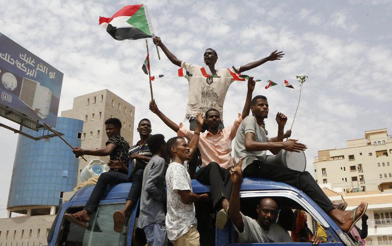 Acuerdo en Sudán no contrarrestra irá pública