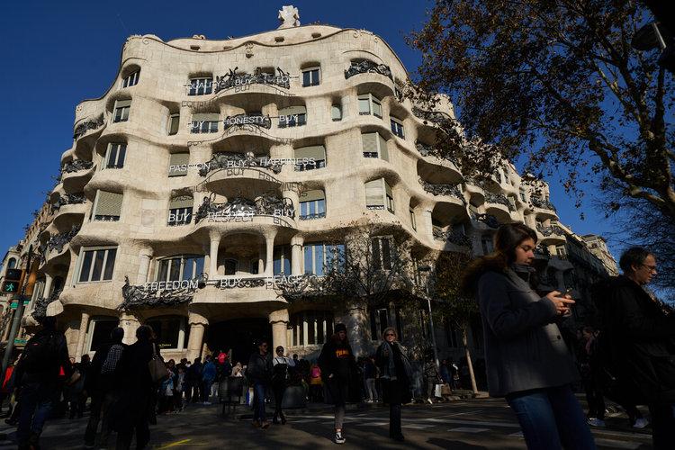 Cuando tu casa es un monumento de Gaudí