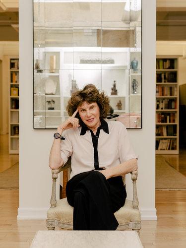 Judith Gurewich, editora de la 'vieja guardia'