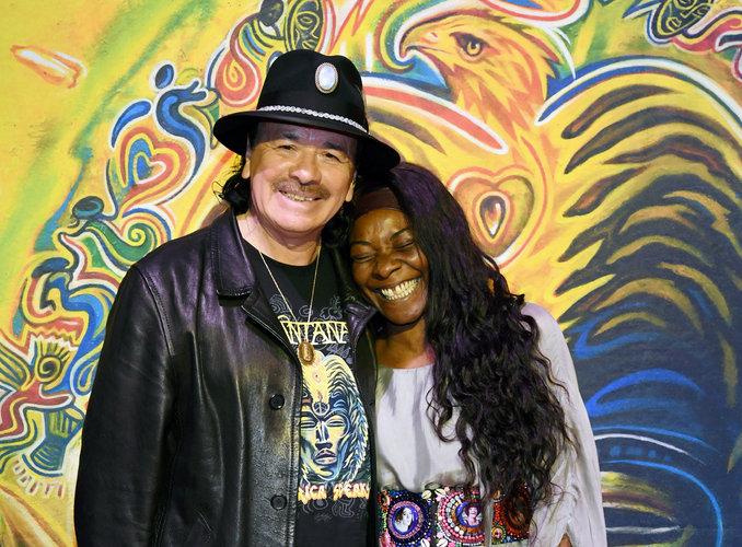 Buika incursiona en la música africana junto a Santana