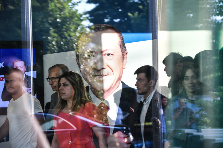 La amenaza de Erdogan está en una alcaldía
