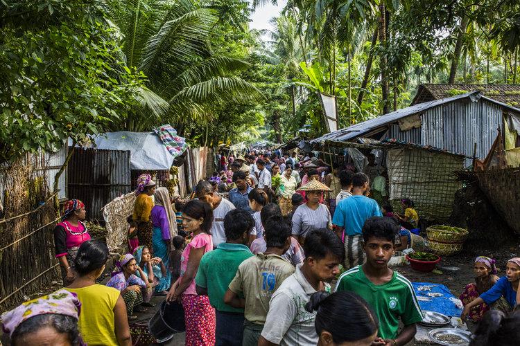 Apagón de Internet deja a Myanmar incomunicado