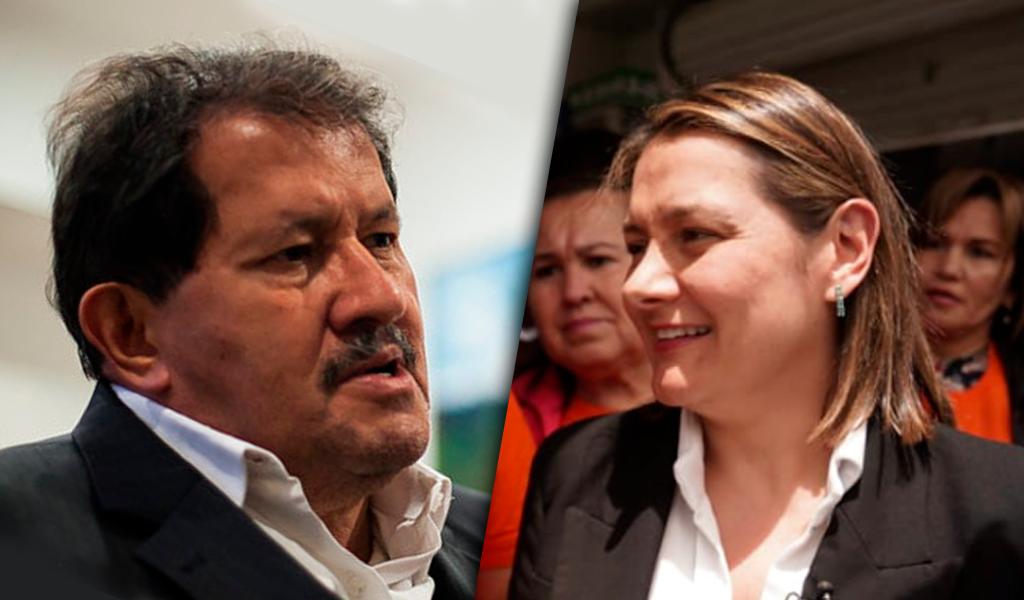 Angelino Garzón está preocupado por seguridad de Ángela