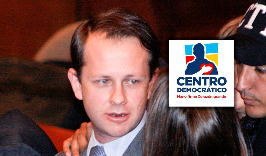 Arias no es delincuente ni prófugo: Centro Democrático