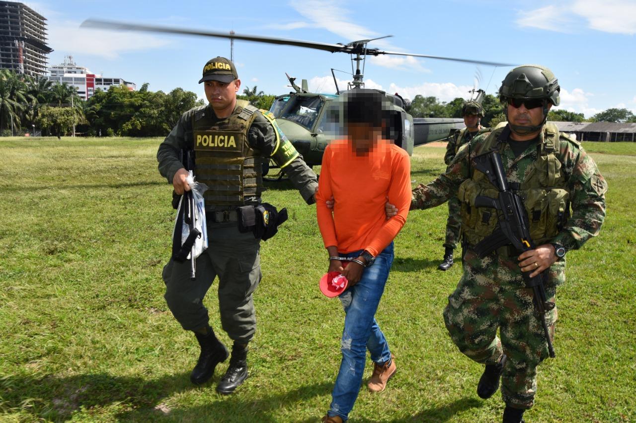 Frustran atentado del ELN contra Fuerza Pública