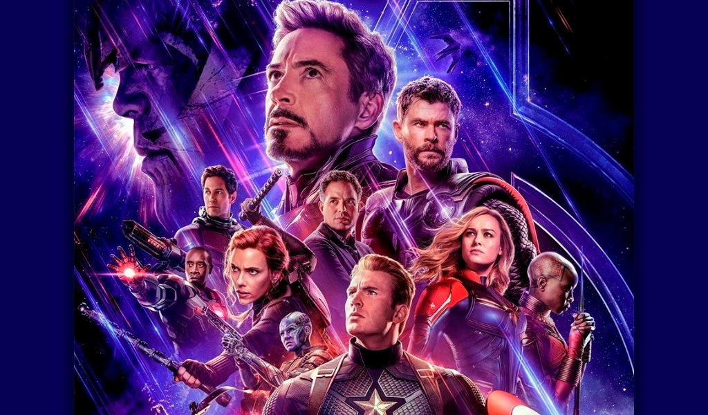 Avengers: Endgame, película más taquillera de la historia