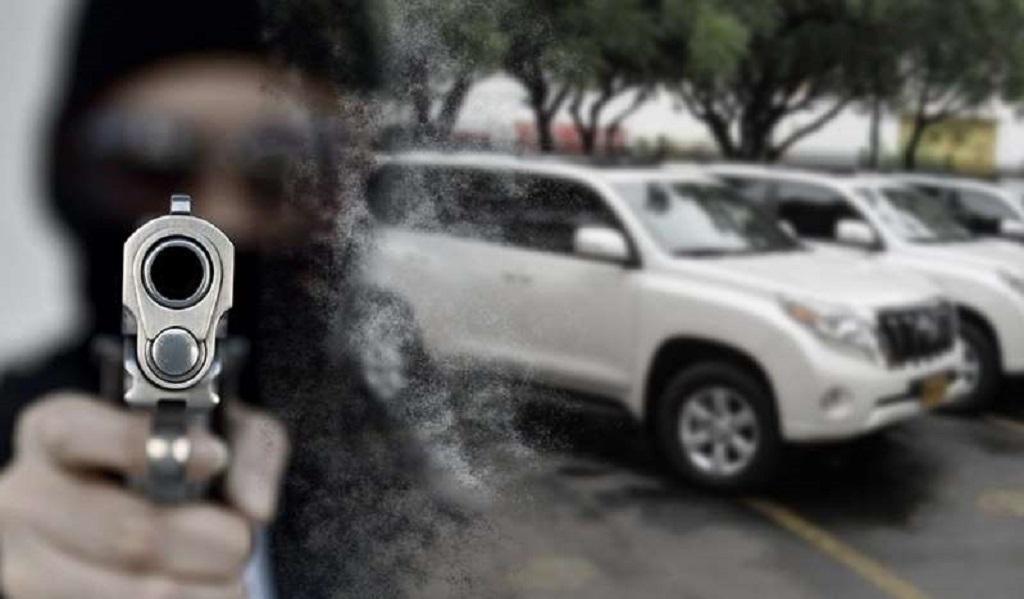 enfrentamiento, policías, ladrones, Bogotá, Rafael Uribe Uribe