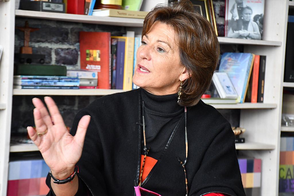 Claudia Triana: rodaje sin tregua en el cine colombiano