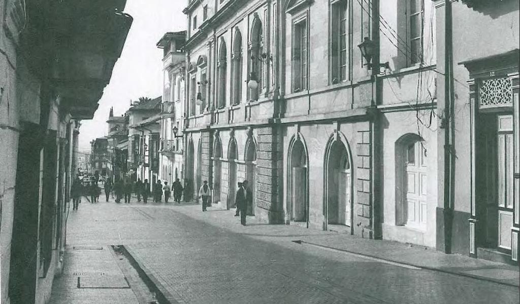 La historia detrás del primer teatro en Bogotá