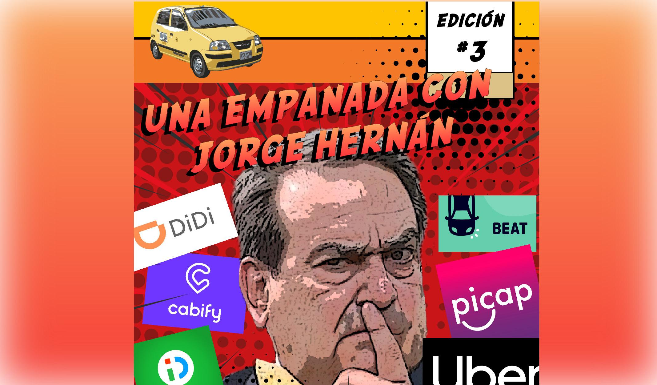 La empanada   Capítulo 3 – Uber vs. Taxi