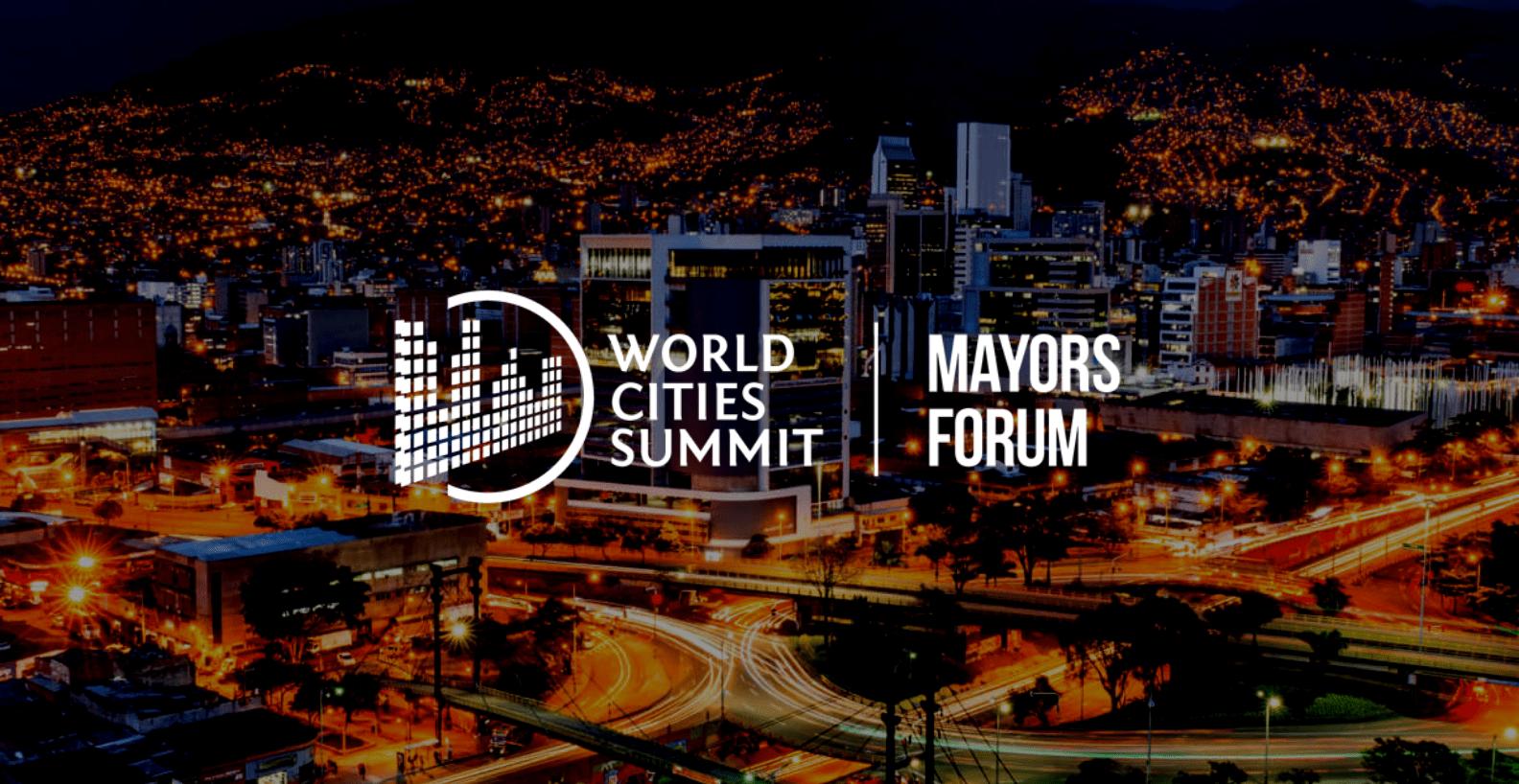 Medellín albergará la Cumbre Mundial de Ciudades