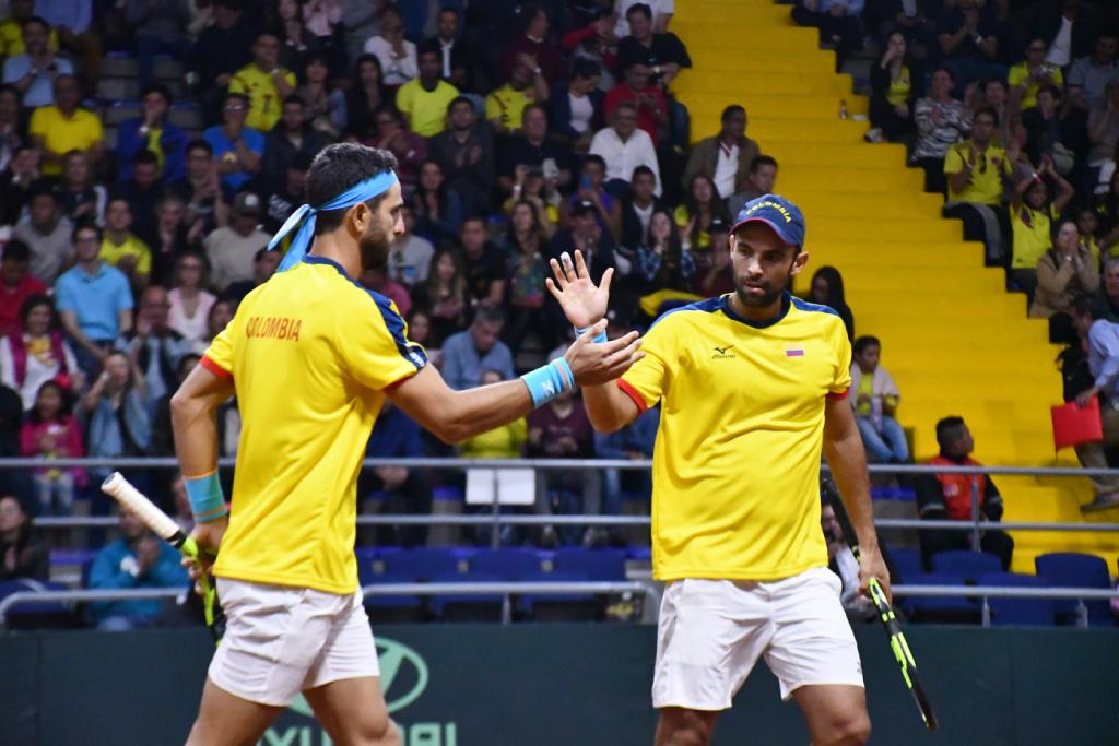 Juan Sebastián Cabal, Robert Farah, Wimbledon