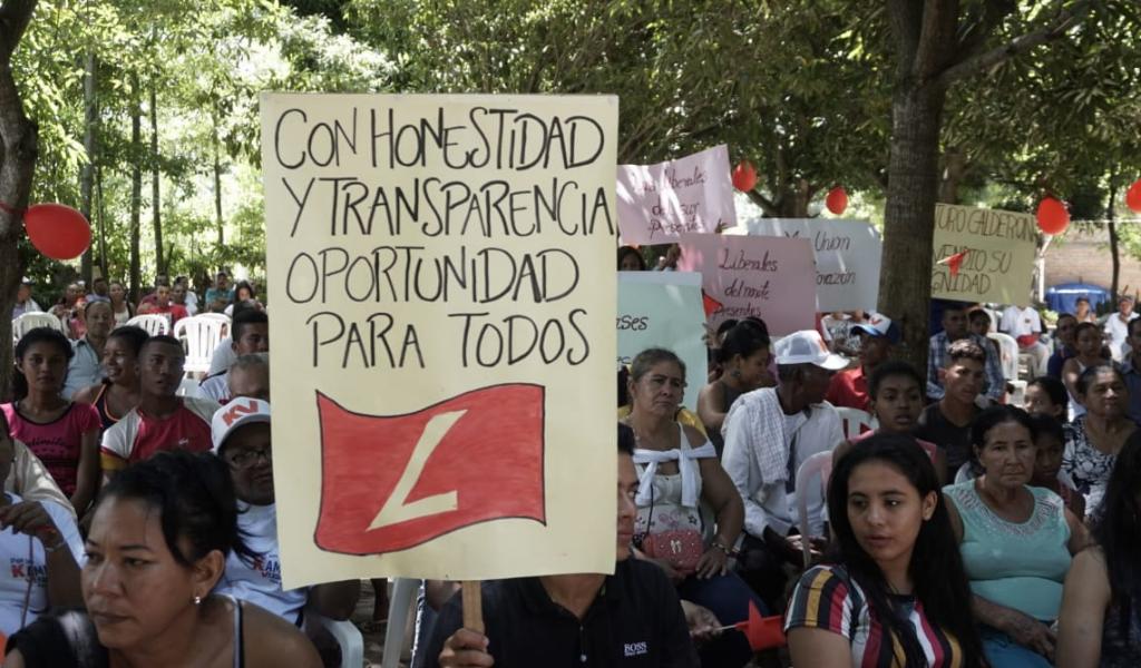 ¿Crisis entre Liberales del Cesar?