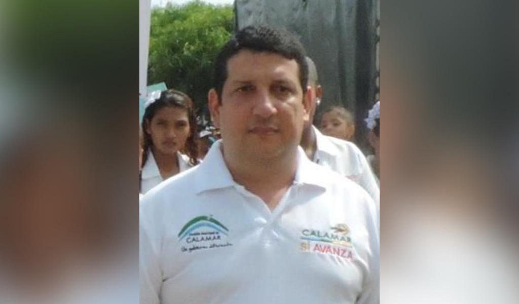 Inicia investigación contra alcalde de Calamar, Bolívar