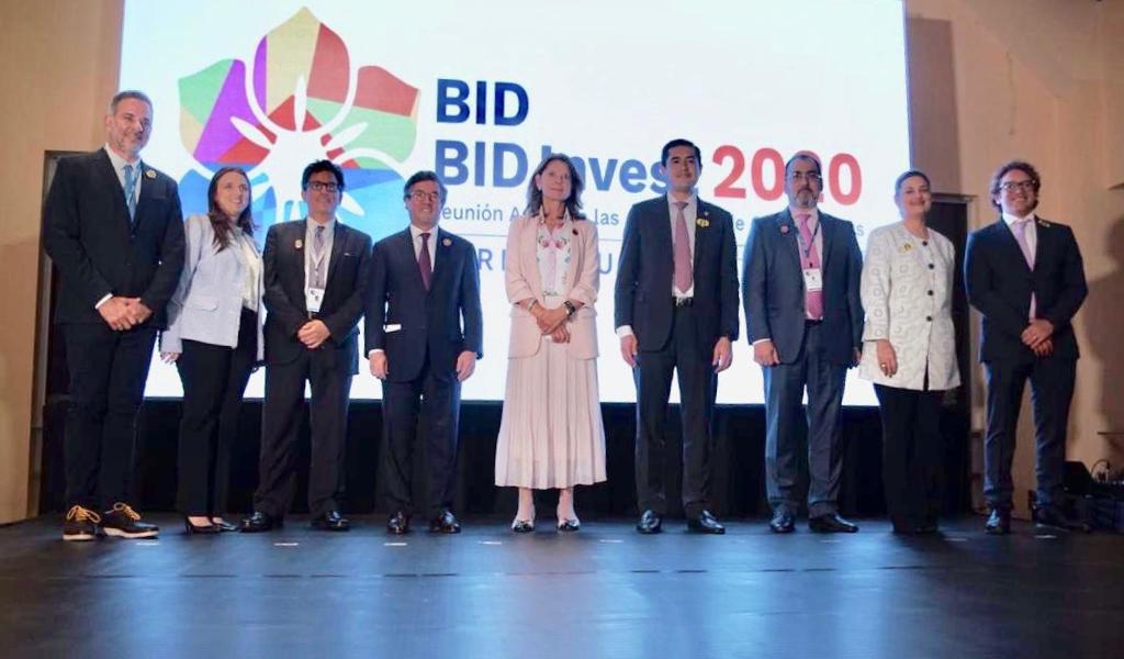 Barranquilla recibe sede de la Asamblea del BID 2020