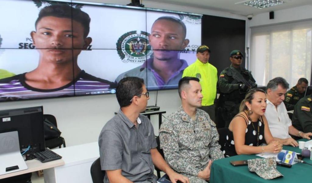 Capturados presuntos asesinos de líder social en Coveñas