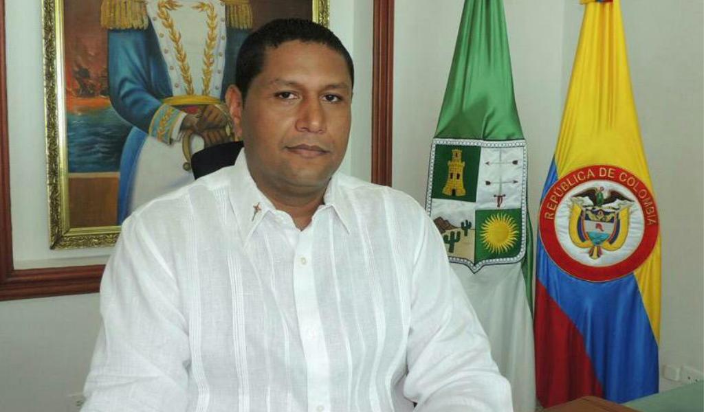 Gobernador de La Guajira suspendido por tres meses