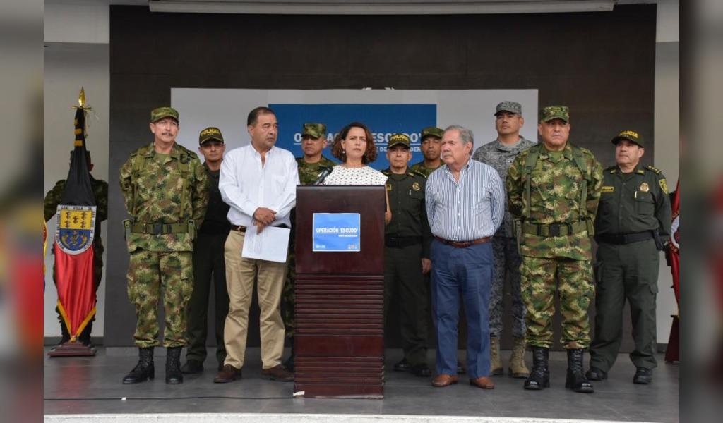 Operación 'Escudo' en Norte de Santander deja 143 capturas