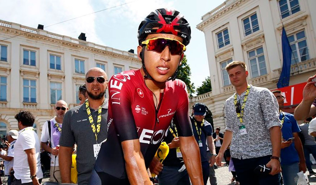 Egan Bernal, Deceuninck Quick Step