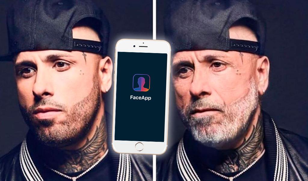 Así funciona FaceApp, la aplicación que lo vuelve 'viejo'