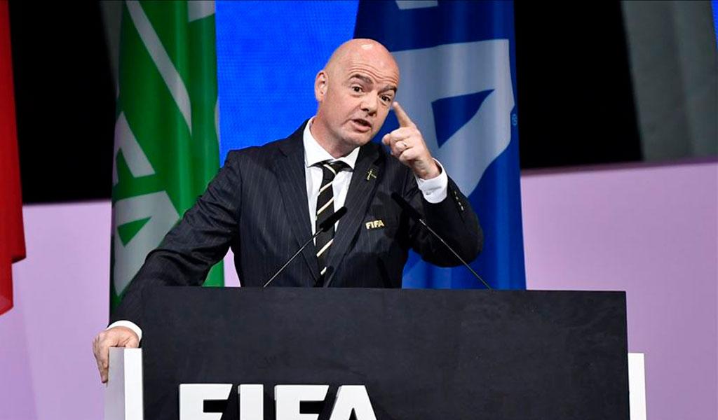 Fifa, Gianni Infantino