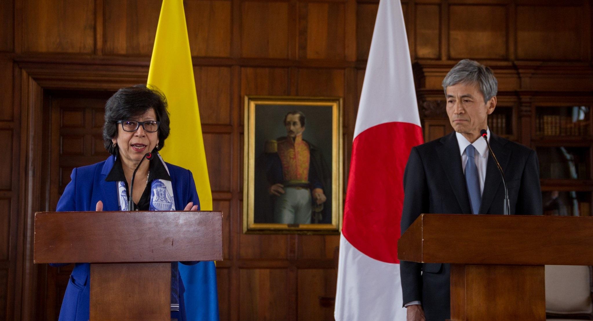 Japón donó a Colombia USD 4,5 millones para venezolanos