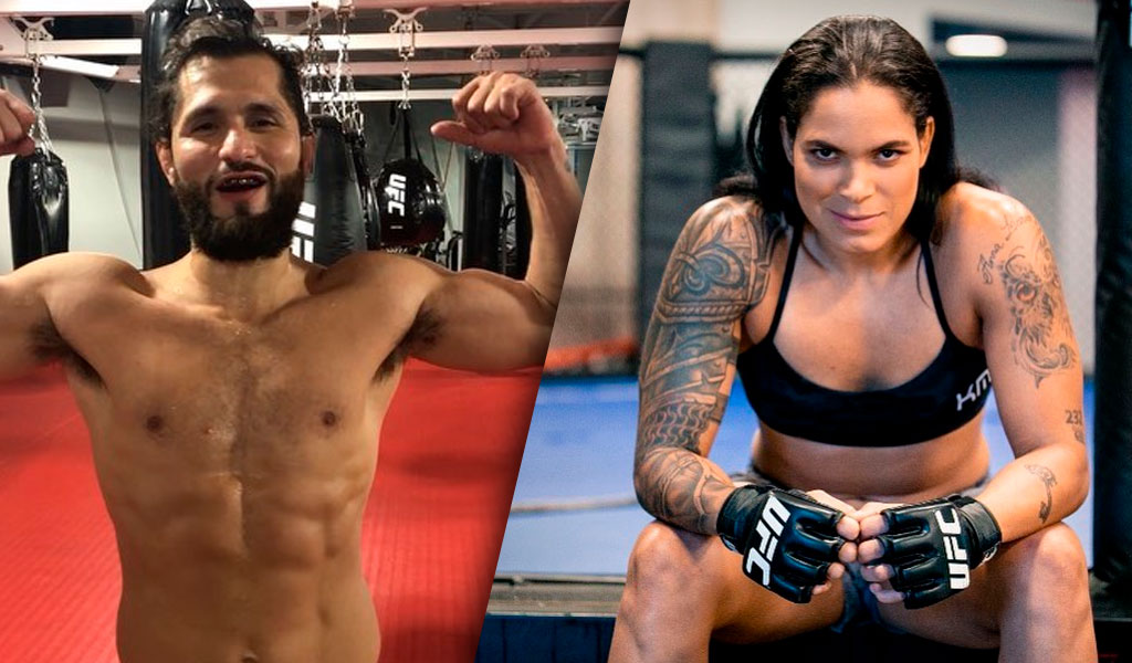Jorge Masvidal, Amanda Nunes, UFC