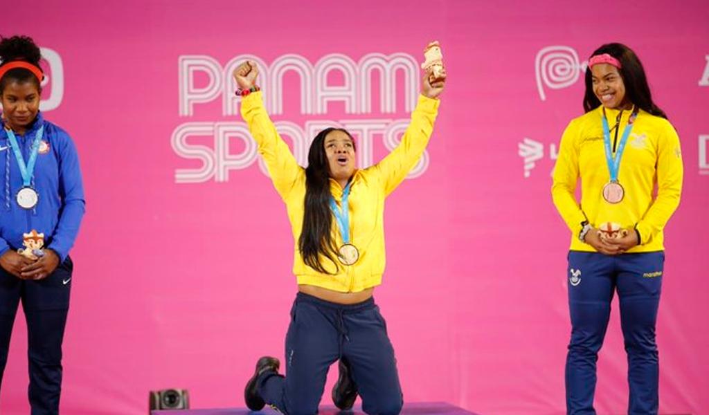 Juegos Panamericanos, Mercedes Pérez