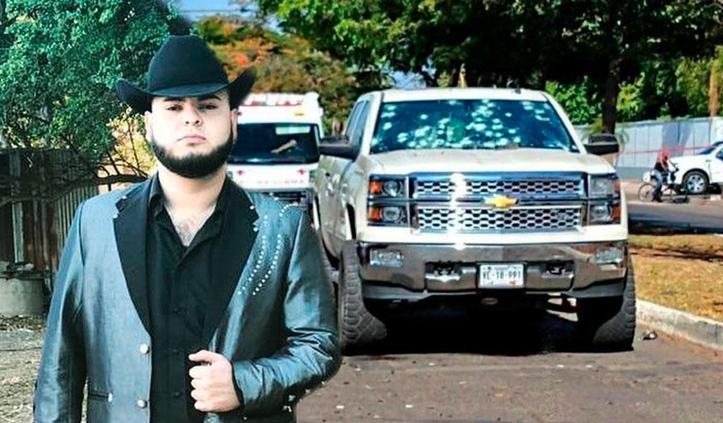 Video muerte cantante Luis Mendoza México