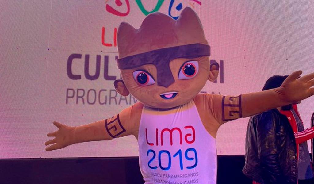 Mascota Juegos Panamericanos
