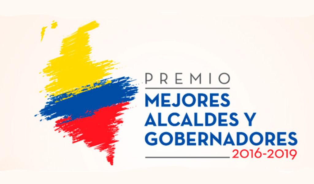 Mejores alcaldes y gobernadores del país serán premiados