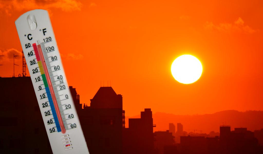 Junio fue el mes más caliente de la historia
