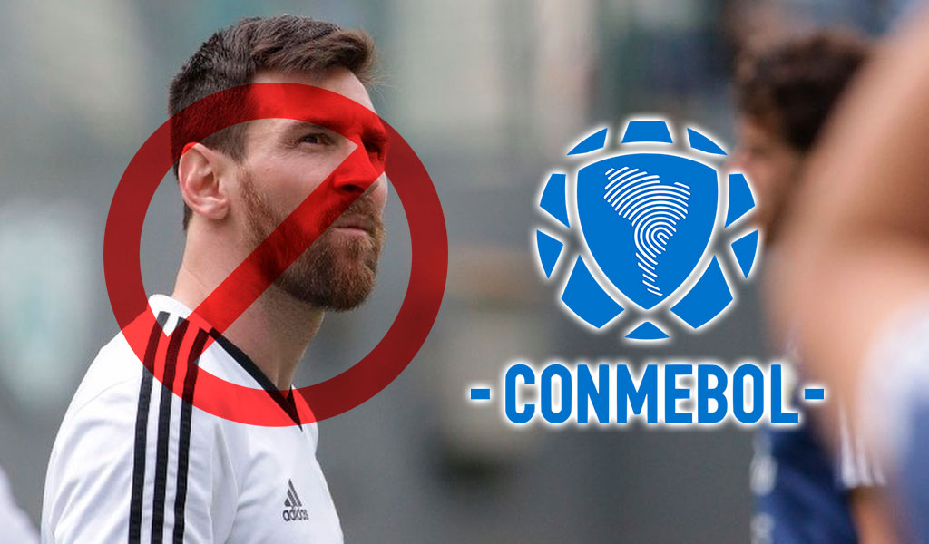 Conmebol, Lionel Messi, once ideal