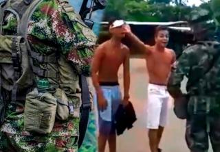 Justicia Militar llevará el caso del joven muerto en Lizama