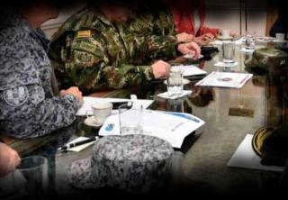 Ejército Nacional busca de dar con autor de filtraciones