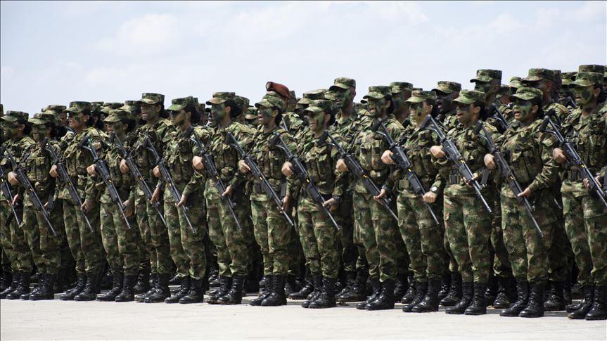 MinDefensa retiró cuatro generales por corrupción