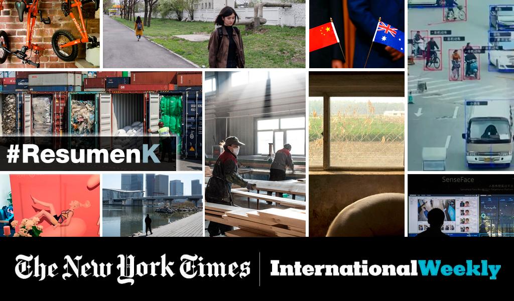 10 contenidos del NYT que abren una ventana a China