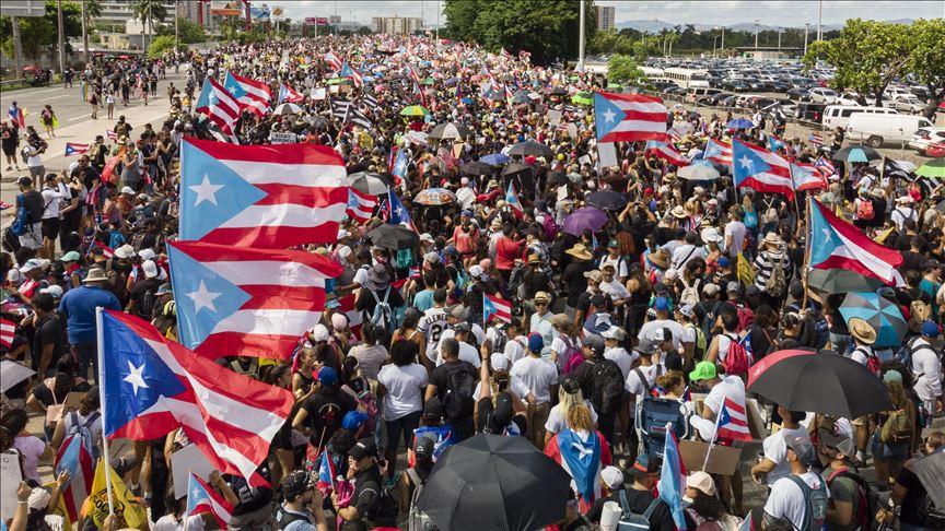 Puerto Rico no es la 'isla del encanto' de Rosselló
