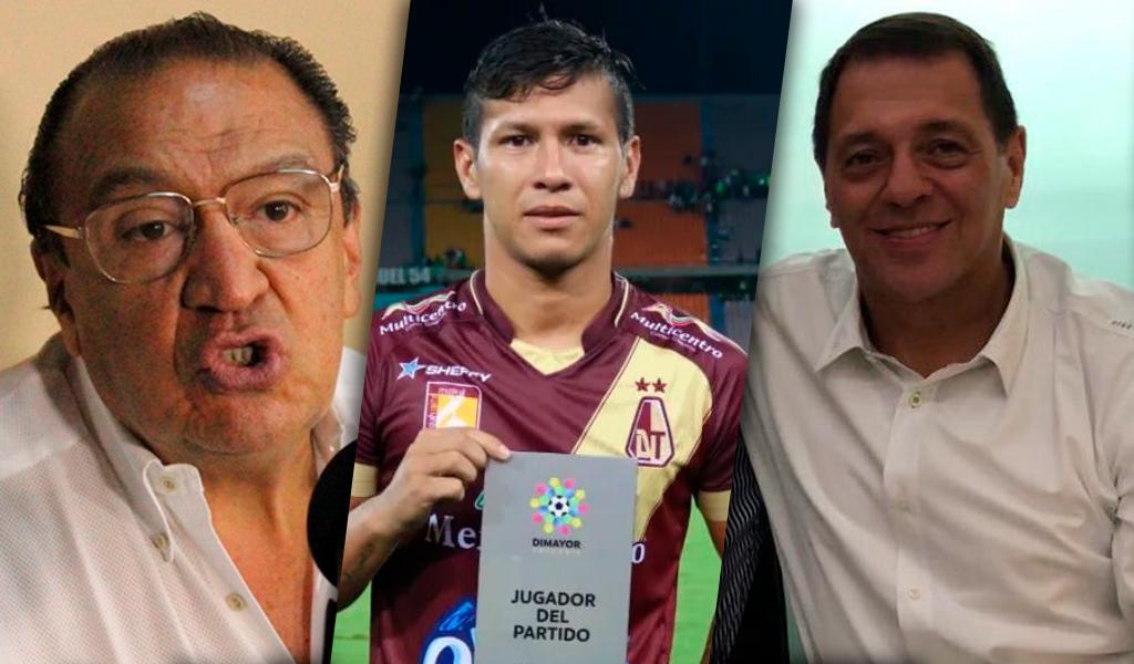 ¿Qué pasó entre Tulio Gómez y Gabriel Camargo?