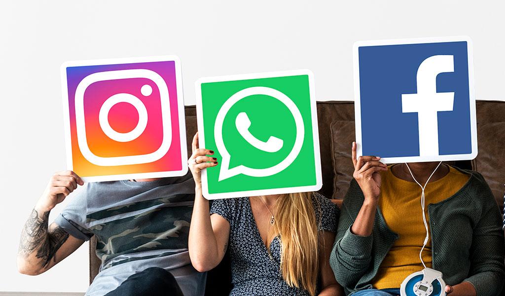 ¿Por qué se cayeron Facebook, Instagram y WhatsApp?