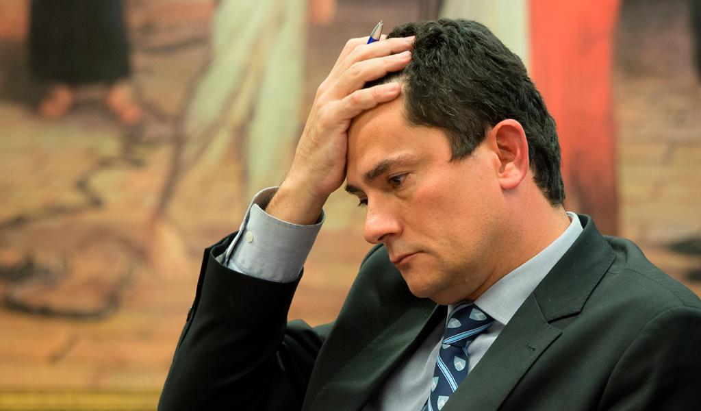 Sergio Moro Ministro justicia Brasil Hackers