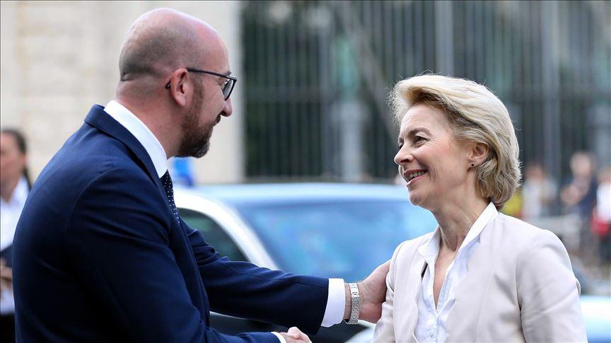 Por primera vez una mujer preside la Comisión Europea