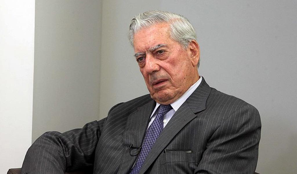 ¿Qué hará Mario Vargas Llosa en Bogotá?