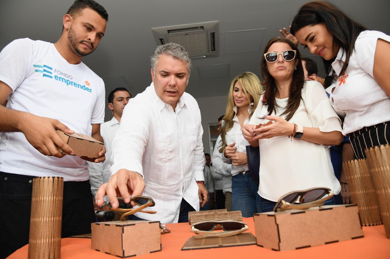Se inauguró primer gran centro del Sena en Barranquilla